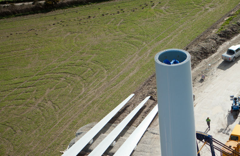 Turbine Surveying